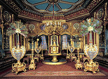 Ludwig II selected a unique King Ludwig Castle Interior