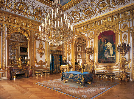 Belvedere Palace Interior Design