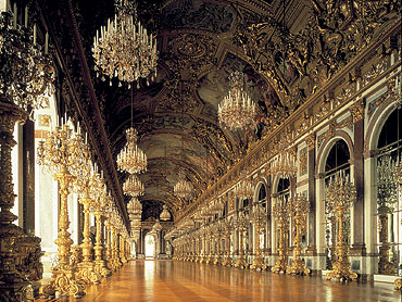 Picture: Great Hall of Mirrors